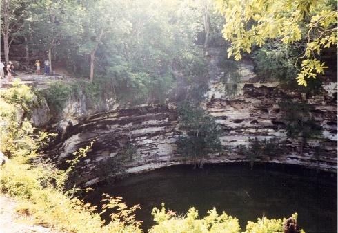 Il Cenote Sagrado