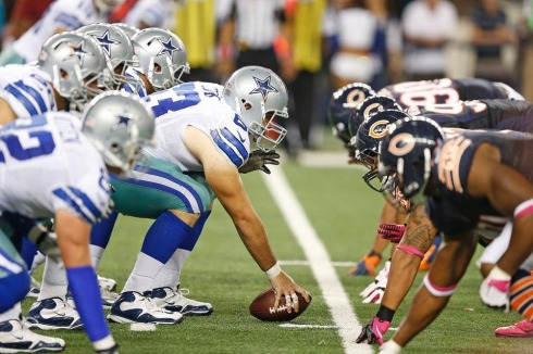 dallas-cowboys-offensive-line-vs-chicago-bears-line-of-scrimmage-the-boys-are-back-blog2