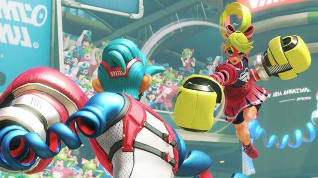 Arms è uno dei titoli che meglio comunica l'immediatezza e il divertimento. Si candida seriamente come il secondo titolo più acquistato dopo Zelda.