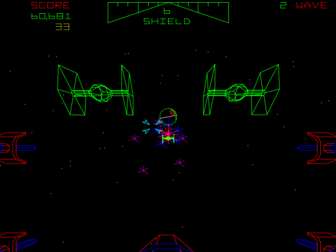 Star Wars (1983, Atari)