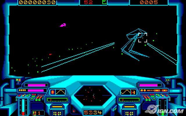 Starglider (1987, Argonaut Software)
