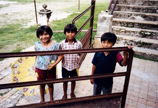 I tre angioletti partoriti dall'Inferno della Musica. Adorabili.[foto fi RedBavon]