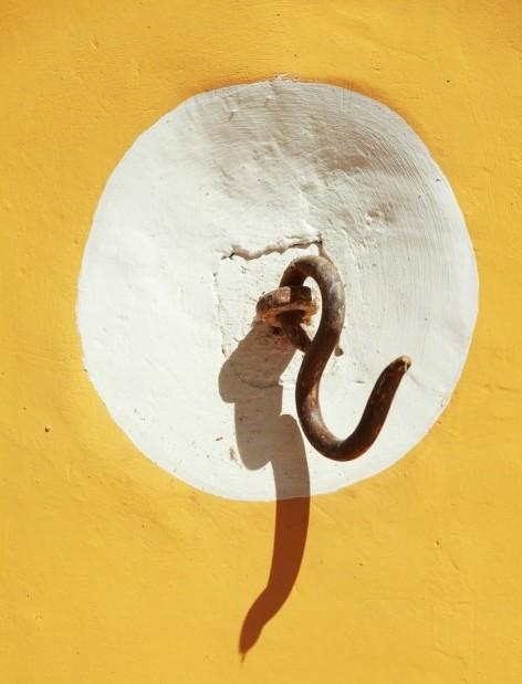 Gancio per appendere l'amaca [foto tratta da yaxcopoil.com]