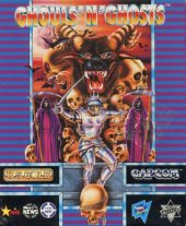 Ghouls 'n Ghosts (Amiga)