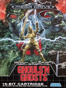 Ghouls 'n Ghosts (coin-op e console)