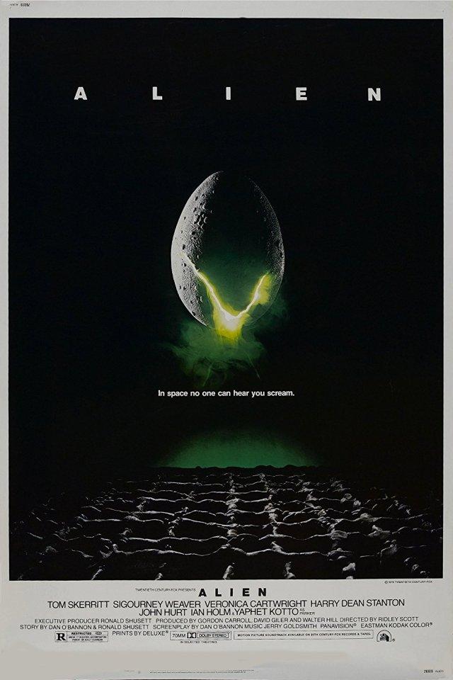 Poster Alien (1979)
