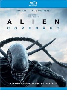 Clicca sull'immagine per la recensione di Alien Covenant