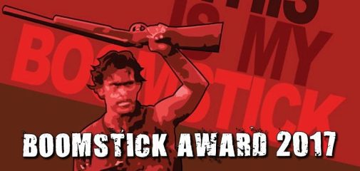 Boomstick Award 2017! Offerta natalizia 3×1