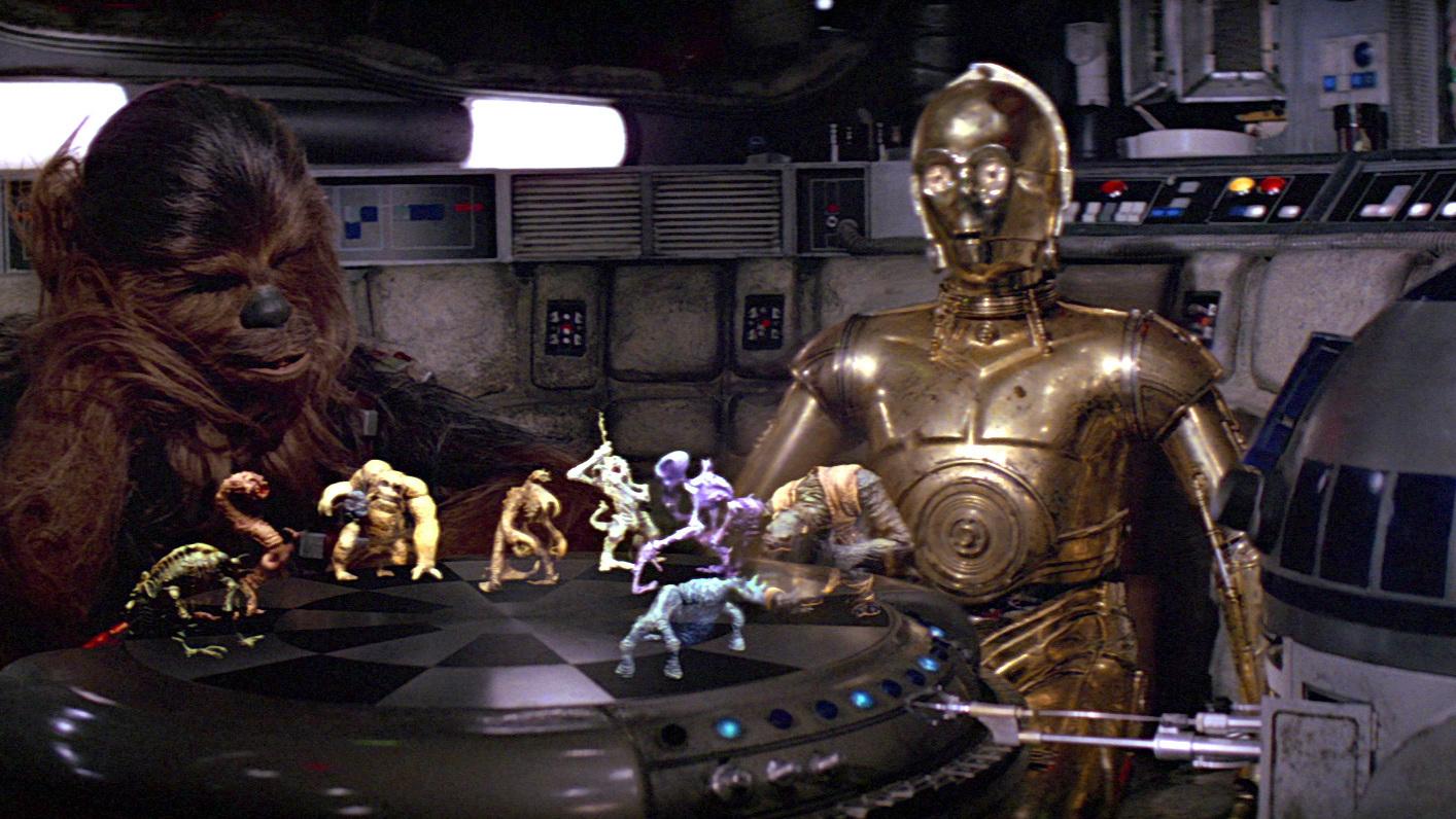 Videogiochi nei film #2: Star Wars