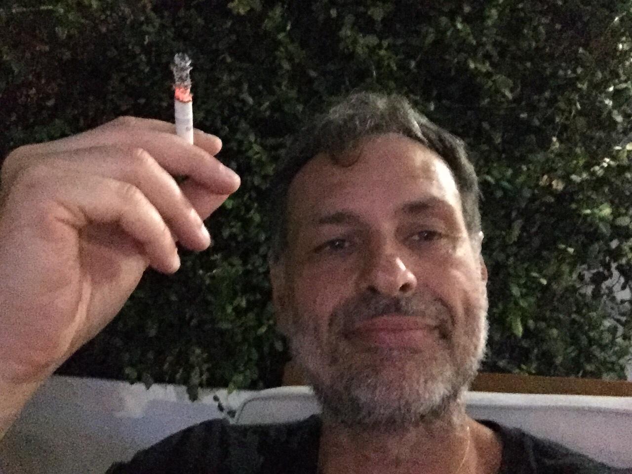 Una sigaretta a Miami