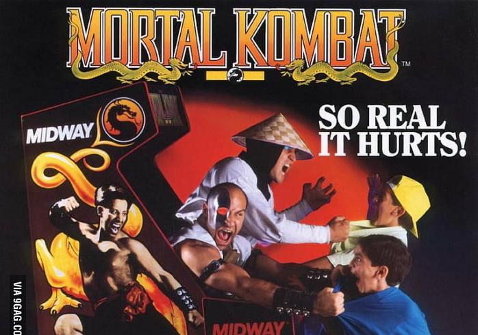 Chi ha paura dei videogiochi? #3 – Mortal Kombat