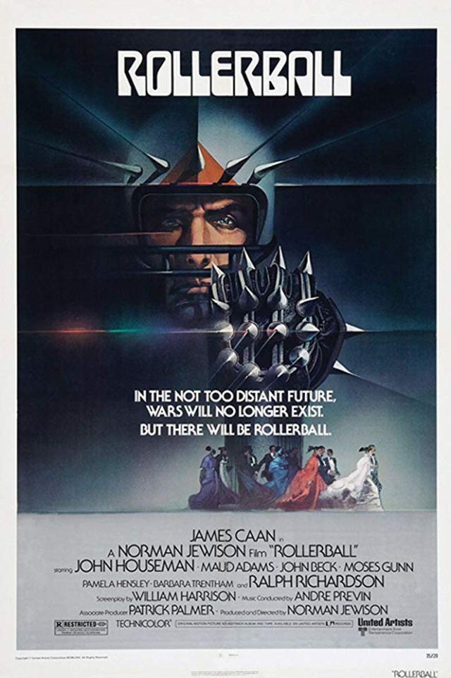 Poster del film Rollerball (1975)