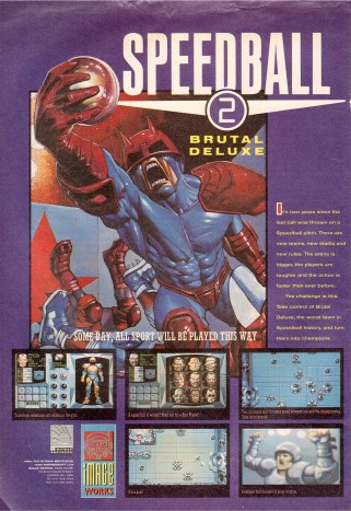 Speedball 2 (videogioco)