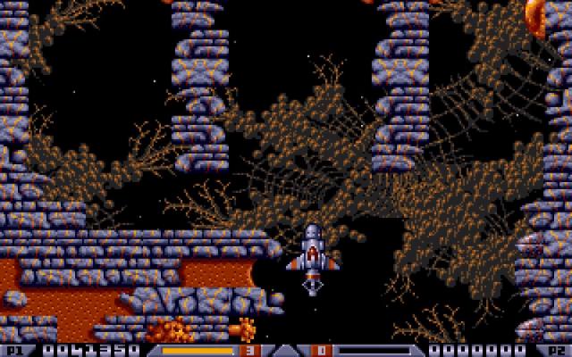 Xenon 2 - primo livello
