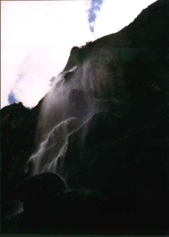 Canyon del Sumidero, scalinate di roccia e giochi d'acqua