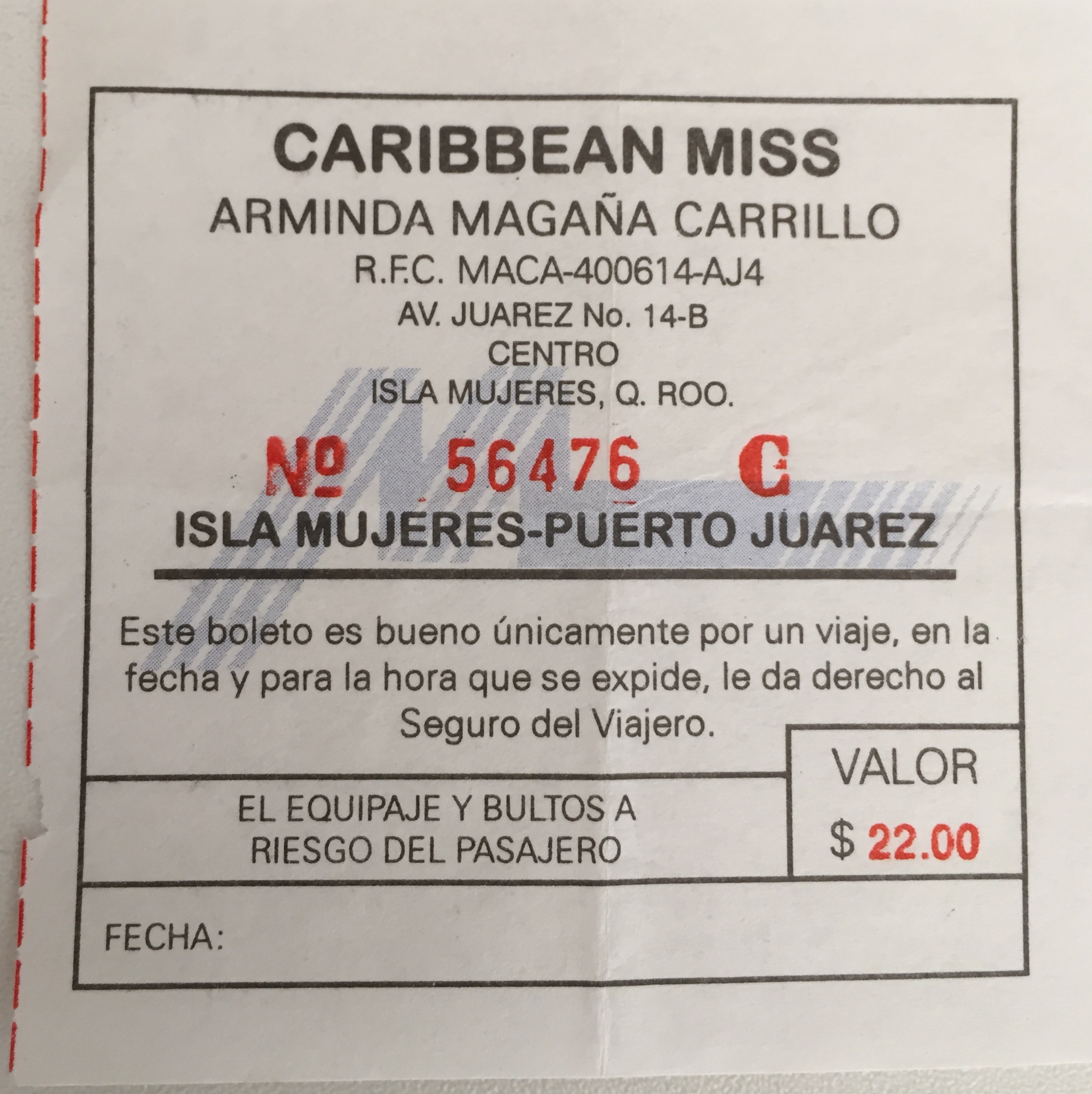 Viva il Messico! Ep.#40 – Cancun