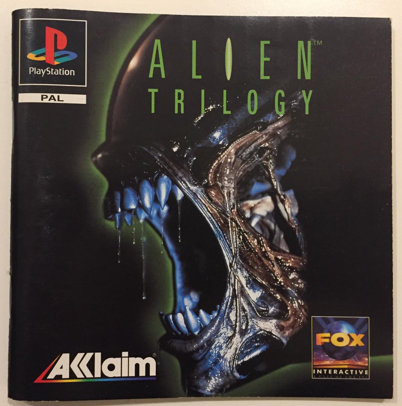 Escono dai fottuti pixel! Alien Trilogy
