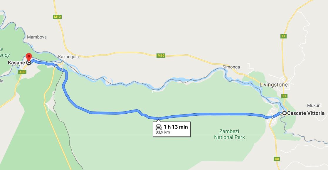 Viaggio in Botstwana #5 – Fare la spesa in Zimbabwe
