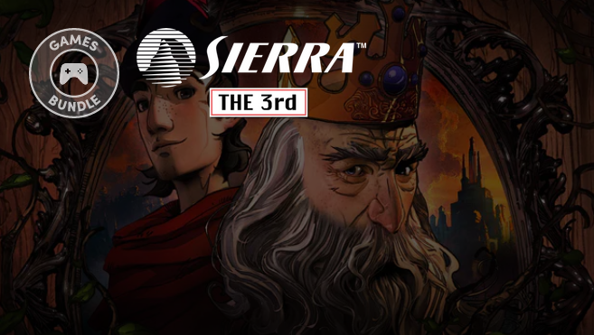Cheap 'n Fun #10: Humble Sierra the 3rd Bundle.