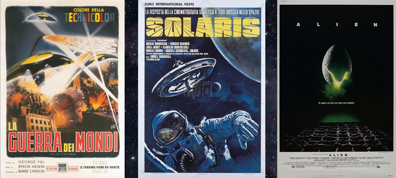 A spasso con l'Alieno #2 – Primi passi nel cinema