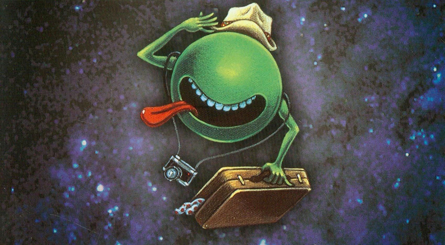 A spasso con l'Alieno #3 – Primi passi nella letteratura umoristica