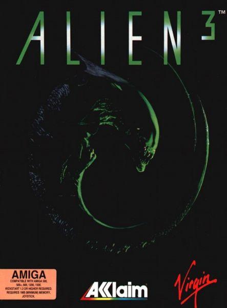 Alien 3 Amiga