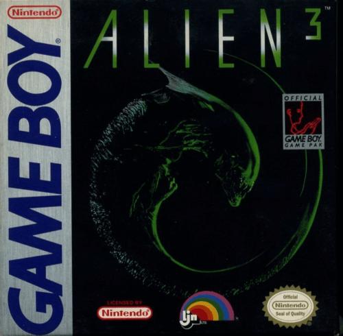 Alien 3 Game Boy