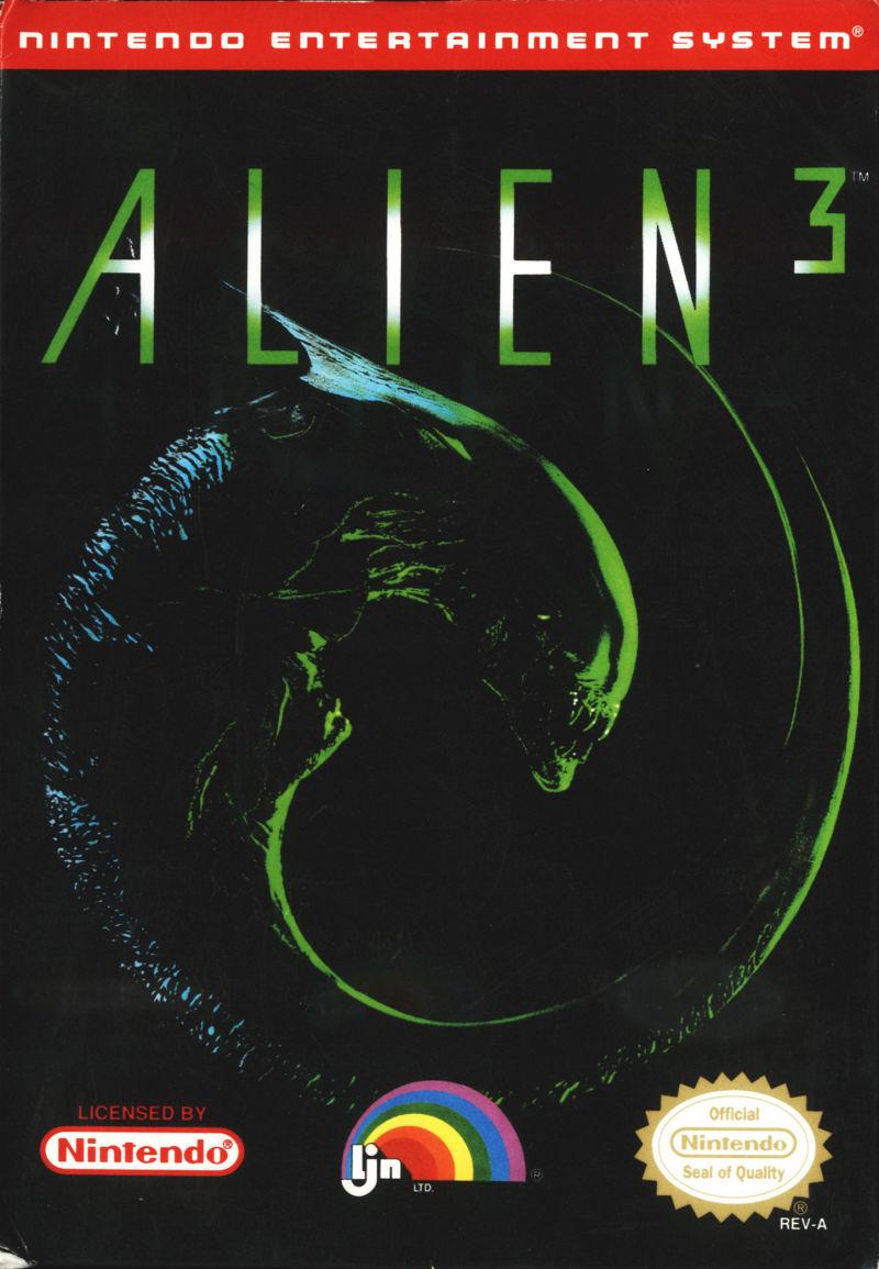 Alien 3 NES
