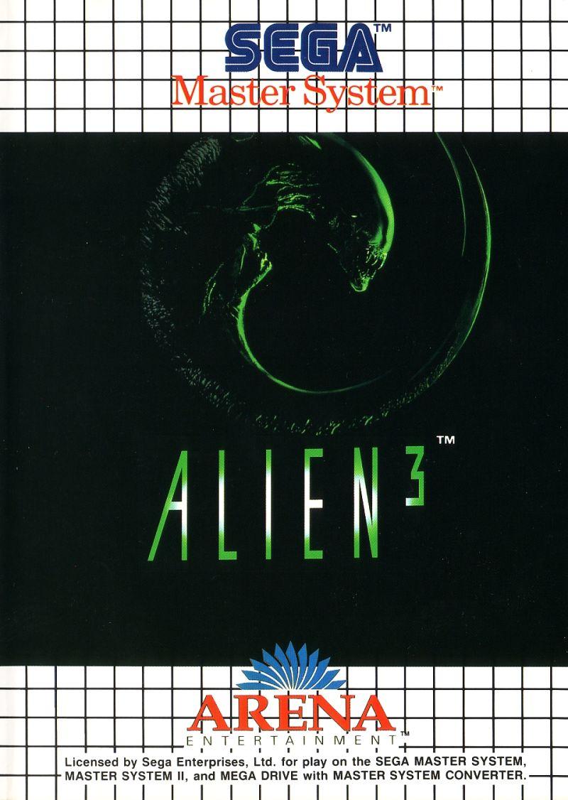 Alien 3 Master System