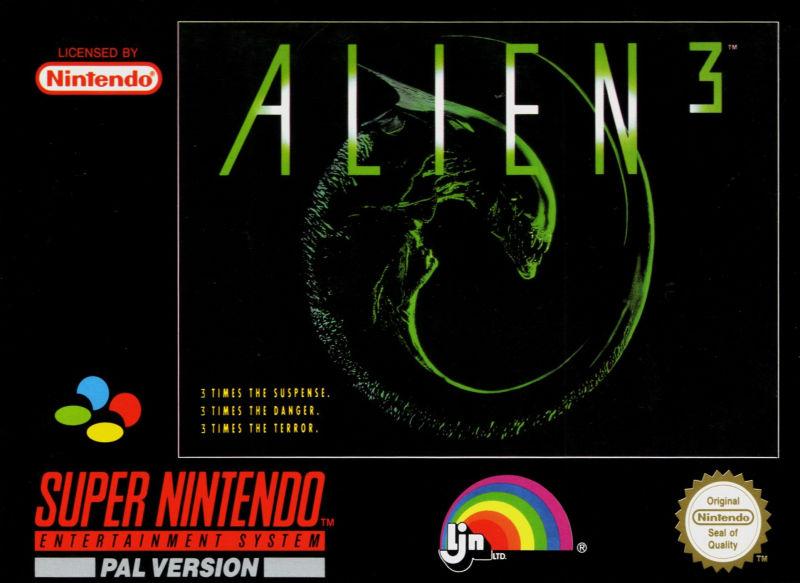 Alien 3 Super Nintendo