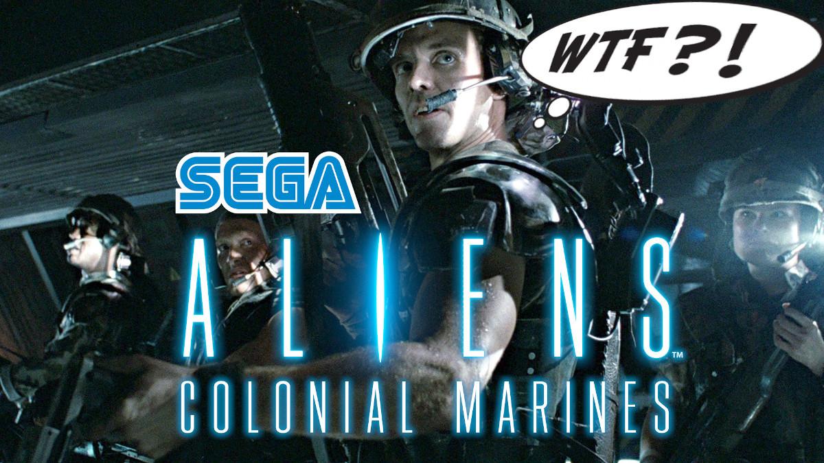 Quer pasticciaccio brutto de Aliens: Colonial Marines